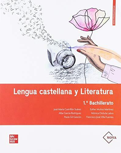 Lengua castellana y Literatura 1 Bachillerato. Libro del alumno