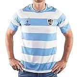 Coupe du Monde 2019 Accueil Argentine Rugby Jersey, Hommes de Formation des Jeunes pour Femmes Chemises Bleu Rugby Jersey, Jouer Classique de rôle, Le Meilleur cadea Blue.a-L