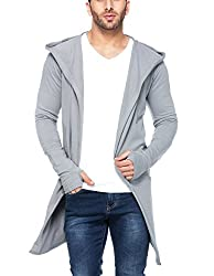 Tinted Mens Cotton Blend Cardigan