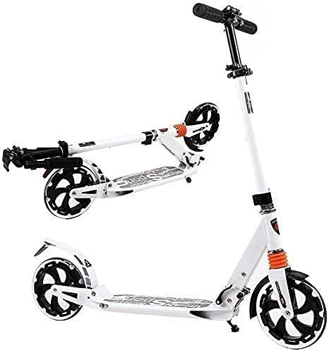 Patinete para Niños Scooters para niños, Portátil Adulto Scooter, Ciudad plegable Scooters,...