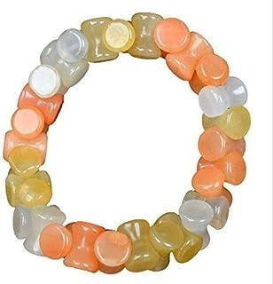Ladies necklace Art treasures gold jade bracelet natural jade bracelet jade bracelet female gold Hoisting