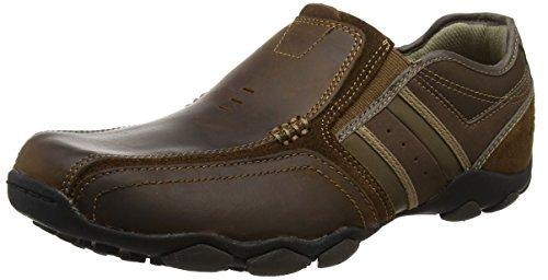 Skechers Skechers Diameter Zinroy, Men's Low-Top Sneakers, Brown (Marron), 5.5 UK (39 EU)