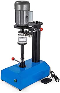 Techtongda 110V Can Sealing Machine Manual Diameter 85mm Set Mold Tin Can Sealer