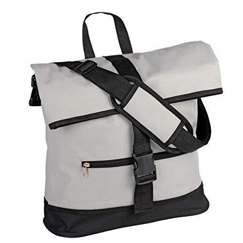 Tops Fahrradtasche für den Gepäckträger,Umwandlung Schultertasche