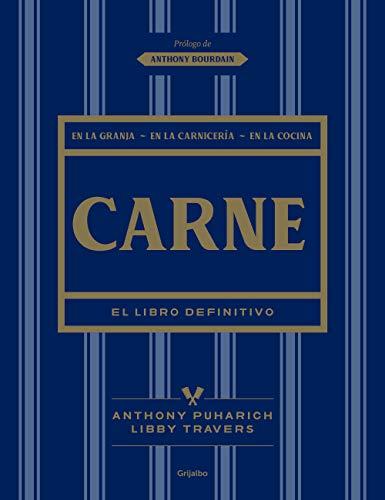Carne: El libro definitivo (Cocina de autor)