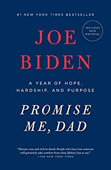 Book cover for Promise Me, Dad: A Year of Hope, Hardship, and Purpose