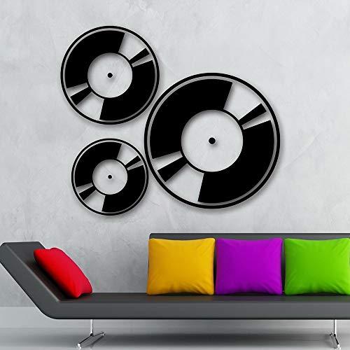 zqyjhkou Shop Bar Wall Room Decor Art Vinyl Sticker Mural Removable Wall Decals Living Room House Ornament66x77cm