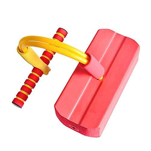 Niños Gimnasio juguete de la cuerda Escala de madera de múltiples peldaños...