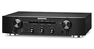 Amplificatore stereo hi fi Ingresso Phono MM per giradischi Tecnologia Marantz Current Feedback Uscita cuffie Telecomando incluso
