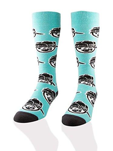 Neff Socken Youth Kenni hellblau one size