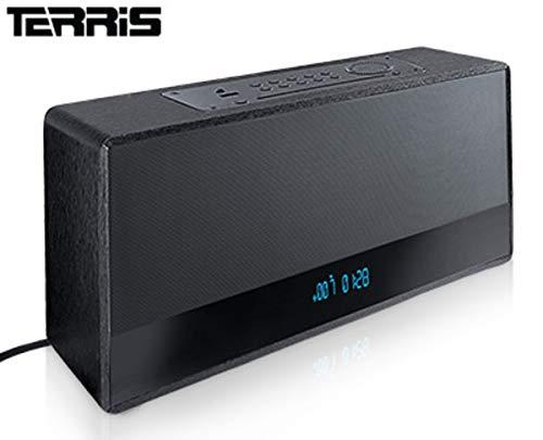 CD-Mikroanlage mit Bluetooth, USB, MCD 274 schwarz (Schwarz)