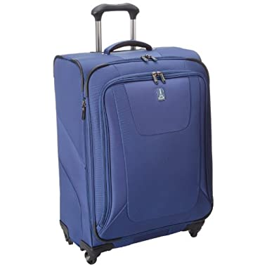 Travelpro Luggage Maxlite3 25 Inch Expandable Spinner, Blue, One Size