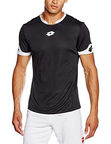 Lotto Herren T-Shirt Jersey EXTRA EVO, Wei, L