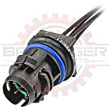 Ballenger Motorsports - Receptacle Connector Pigtail For 2003-2010 6.0 Powerstroke Diesel Fuel Injector
