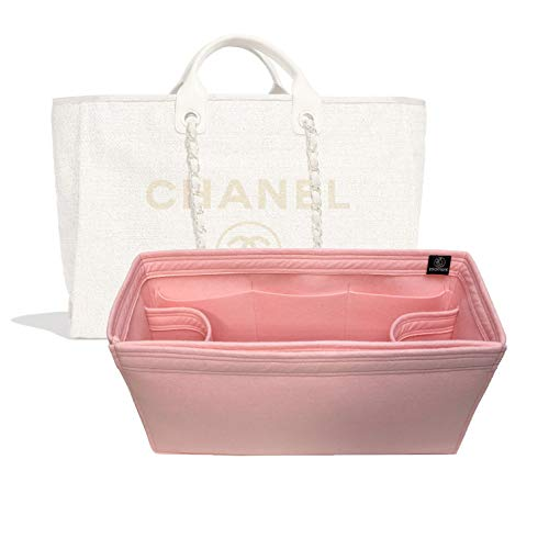 Bag Organizer for Chanel Deauville Large Tote - Premium Felt (Handmade/20 Colors)
