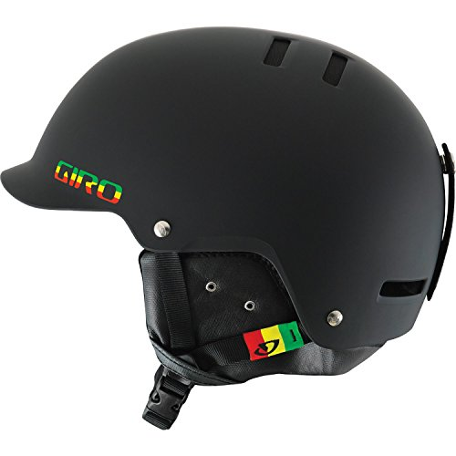 GIRO Skihelm Surface S, Mat Black Rasta, S