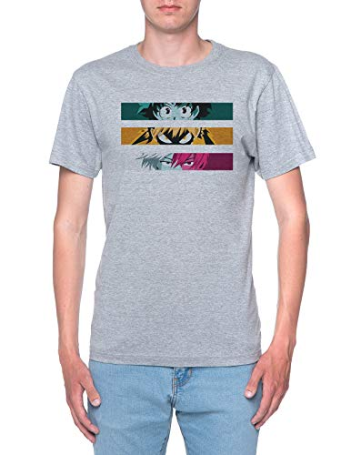 Más Ultra Camiseta Hombre Gris T-Shirt Men's Grey