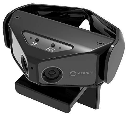 AOPEN Schlauch Webcam KP180 / 4K / 180°...