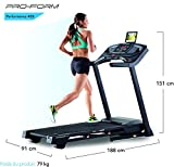 ProForm Tapis de Course Performance 400i