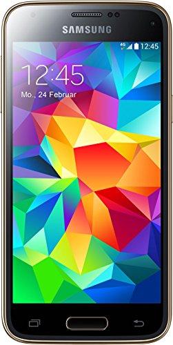 Samsung Galaxy S5 Mini Smartphone débloqué 4G (Ecran: 4.5 pouces - 16 Go - Android Kitkat 4.4) Or