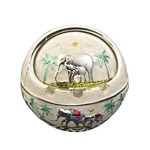 Cenicero Exterior, Eliminador de olores de Elefante portátil para Uso