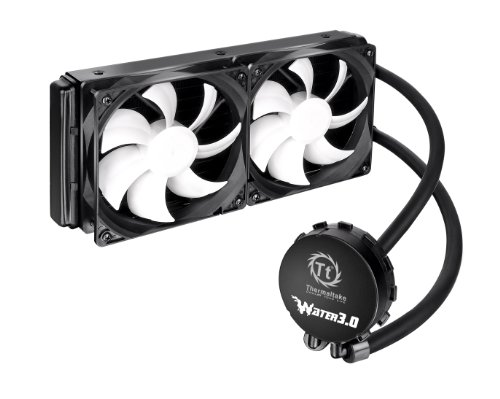 Thermaltake Water 3.0 Extreme S 240mm Aluminum Radiator AIO Liquid Cooling System CPU Cooler...