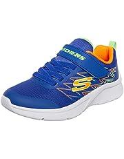 Skechers MICROSPEC-TEXLOR Calzature Sportive Bambino Blu