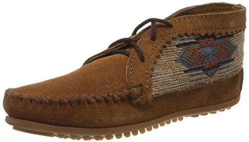 Best value Minnetonka Women's El Paso Ankle Boot,Brown,6.5 M