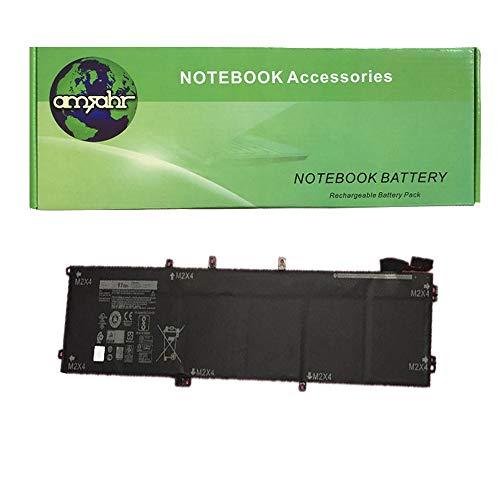 amsahr DL05041C-02 11.4 V 4649 mAh Replacement Battery for Dell 05041C/XPS 15 2017 9560,Black