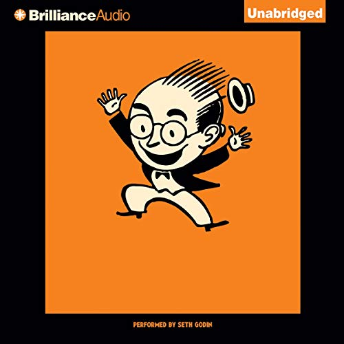 Poke the Box Audiobook By Seth Godin cover art