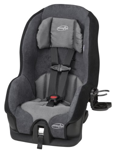 Tribute 5 Convertible Car Seat, 2-in-1, Saturn...