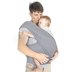 Lictin Baby Carrying Cloth Barnhandduk Baby Belly Carrier Sling Bärduk för baby nyfödda Inside 16 KG