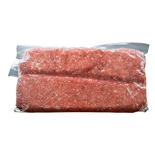 みえジビエ 国産鹿肉 ハンバーグプレート 業務用 冷凍 500g