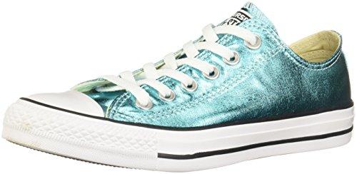 Converse Chuck Taylor OX 155560C Sneaker Fresh Cyan/Black Gr. 37 (US 4.5)