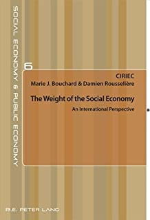 The Weight of the Social Economy: An International Perspective