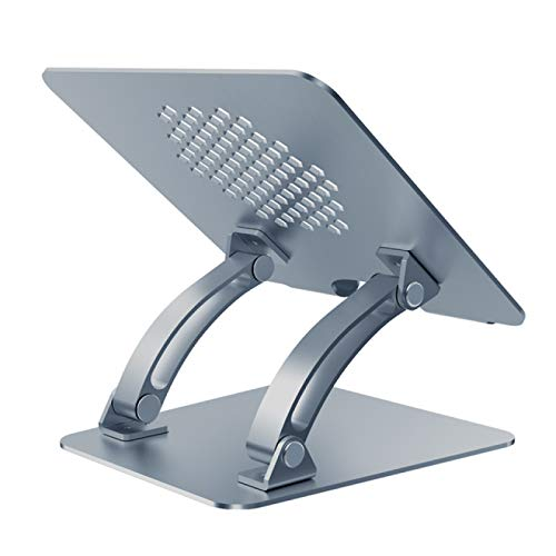 BECCYYLY Computer Rackaluminum Notebook Computer Stand Height and Angle Adjustable Multifunctional Tablet Stand