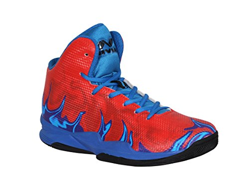 Nivia Phantom Basketball Shoes -Blue