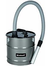 Einhell Aschefeinfilterl Einhell Asfilter (18 liter tankinhoud, zuigaansluiting, hoogwaardig fijnfilter, aluminium zuigslang, snelsluitingen, draaggreep, bruikbaar voor alle stofzuigers)