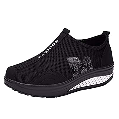 RAINED-Women's Air Running Tennis Shoes Lightweight Cross Trainers Workout Sport Gym Athletic Sneakers