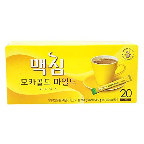 2er Pack (2x240g) Maxim Koreanischer Mocha Gold Mild Coffee Mix (Papa Vo®)