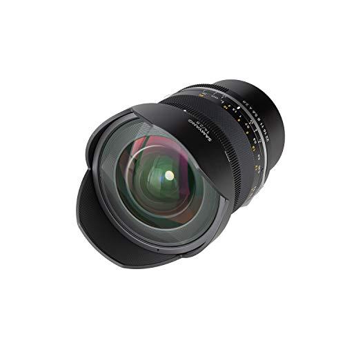 Samyang MF 14mm F2,8 MK2 Sony E – Weitwinkel Objektiv manueller Fokus für Vollformat und APS-C Festbrennweite Sony E Mount, 2. Generation A6300, A7 III, A7R III, A6400, A7R IV, A6100, A6600, A9 II