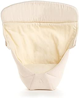Ergobaby Easy Snug Infant Insert,Natural, Cool Air Mesh