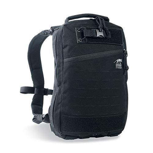 Tasmanian Tiger Men's 0 Backpack, Black, 6 Liter