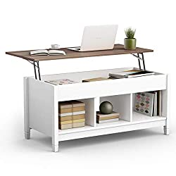 Top 10 White Lift-Top Coffee Tables