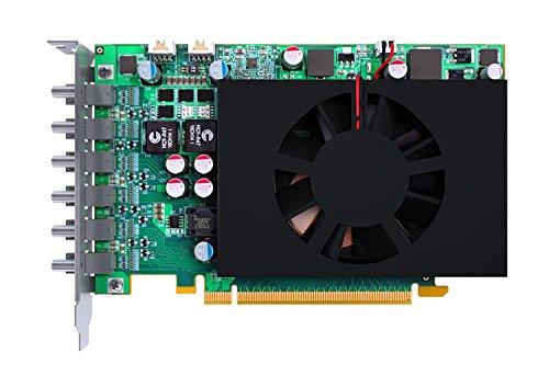 MATROX C680 4GB PCI-E Graphic Card
