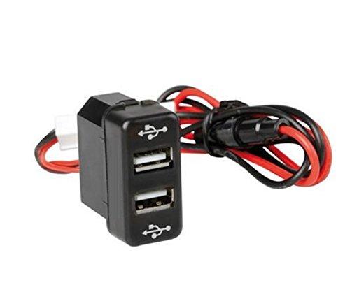 12V / 24V Dual USB Ladegerut Steckdose, Armaturenbrett OEM MAN TGL TGM TGA LKW