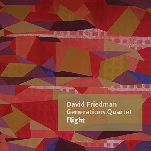 David Friedman Generations Quartet feat. David Friedman, Tilo Weber, Clara Haberkamp & Joshua Ginsburg