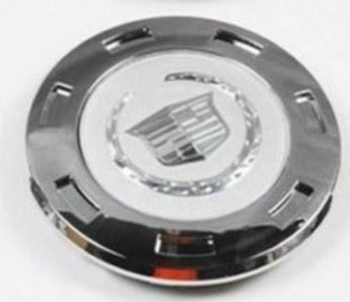 "Tuesnut 2007-2014 Escalade ESV 2007-2013 Escalade EXT Wheel Center HUB Cap Silver 7-Spoke 22"" Wheels ONLY Replace # 9596649 (1)"