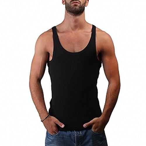 Dolce & Gabbana - Camiseta de tirantes - para hombre negro Medium