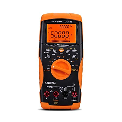 Lowest Price! AGILENT TECHNOLOGIES U1252B MULTIMETER, DIGITAL, HANDHELD, 5 DIGIT